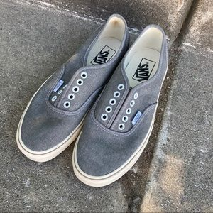 Vans Shoes Size 7
